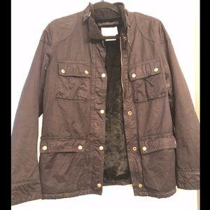 Denim & Supply Ralph Lauren Black Coat size Medium